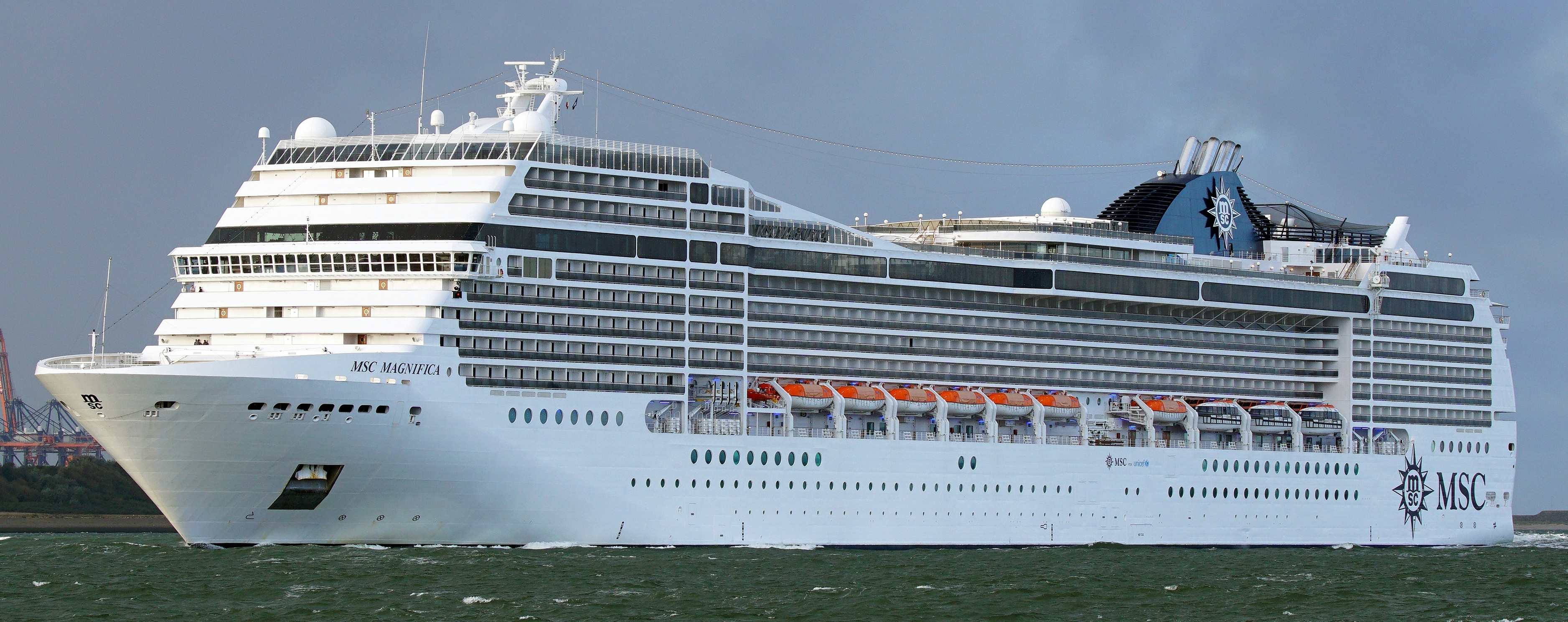 Picture of MSC Magnifica